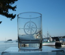 Rolf Etched Compass Rose Collection