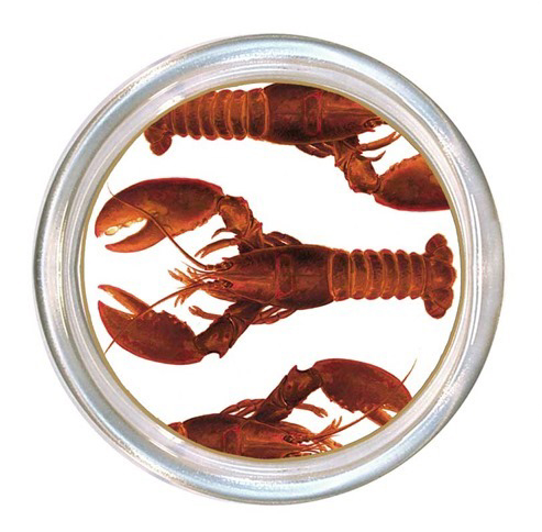 Boiled Lobster Wine Coaster