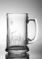 Rolf Etched Deer Collection