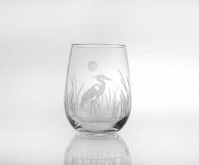 Rolf Etched Heron Collection