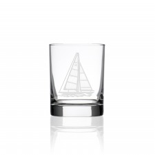 Rolf Etched Sailboat Collection