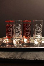 Rolf Etched Sugar Skull Collection