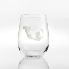 Rolf Etched Mermaid Collection