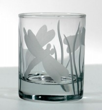 Rolf Etched Dragonfly Collection