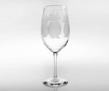 Rolf Etched Pineapple Collection