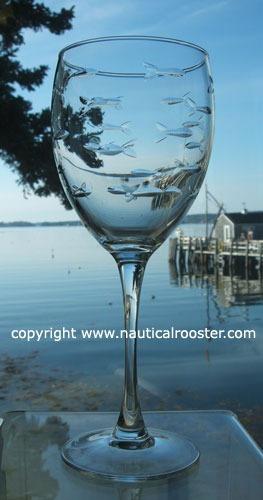 Rolf School of Fish 12 oz White Wine
