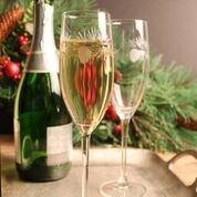 Rolf Icy Pine 8 oz. Champagne Flute