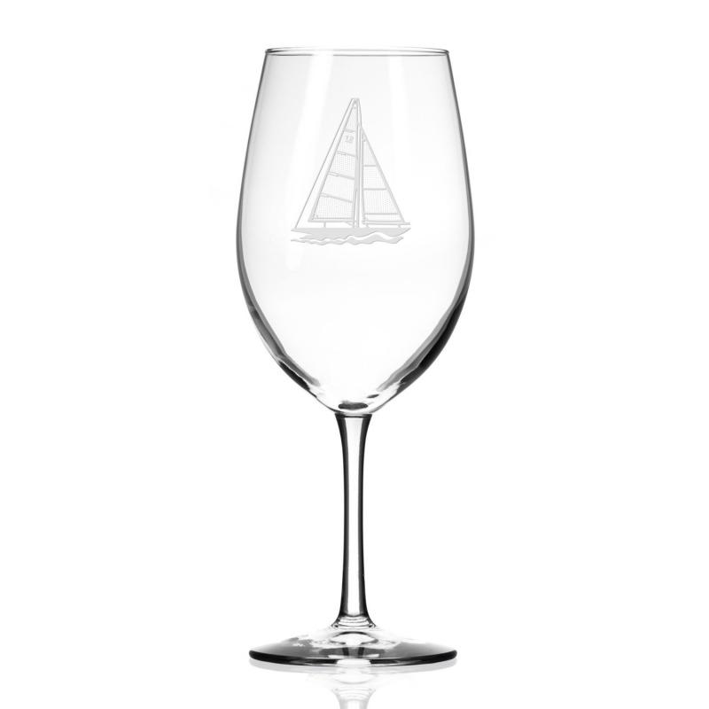 Rolf Sailboat 12 oz White Wine