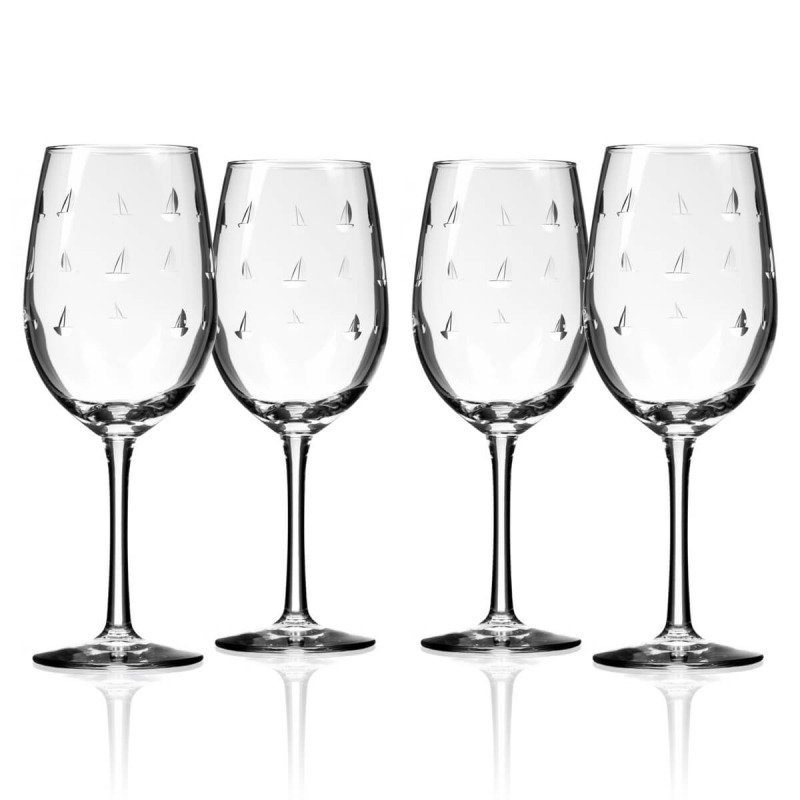 Rolf Sailing 12 oz White Wine