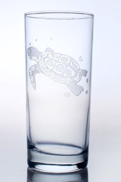 Rolf Sea Turtle 15 oz. Highball/Water/Cooler
